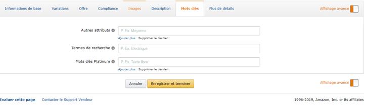 Mots clés Amazon Guide pour choisir vos mots clés SHAZAMZ !